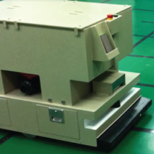 Magnetic tracked AGV